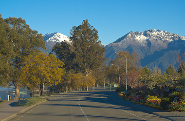 Te Anau terrace. Courtesy of Destination Fiordland